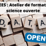 Projet DONNEES : Atelier de formation à la science ouverte